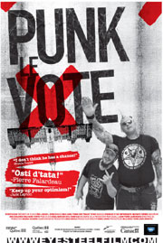 Punk-the-vote