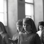 1. Ida/Anna (Agata Trzebuchowska) in IDA. Courtesy of Music box Films