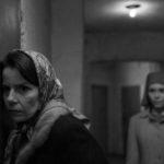 2. Wanda (Agata Kulesza) and Ida/Anna (Agata Trzebuchowska) in IDA.  Courtesy of Music Box Films