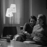 4. Wanda (Agata Kulesza) and Ida/Anna (Agata Trzebuchowska) in IDA.  Courtesy of Music Box Films