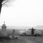 5. Ida/Anna (Agata Trzebuchowska) and Wanda (Agata Kulesza) in IDA.  Courtesy of Music Box Films