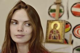 Oxana Icône