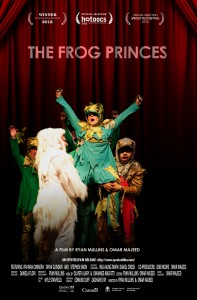 The Frog Princes Poster