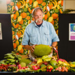 Chris Rollins, jackfruit expert.