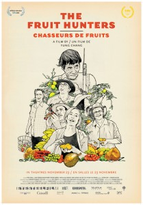 Poster for The Fruit Hunters