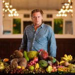 Bill Pullman and exotic fruits.